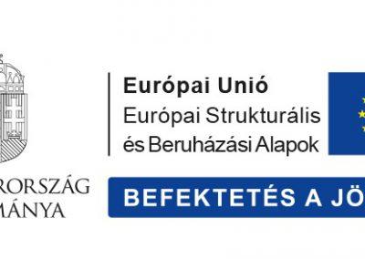 Európai strukturális és beruházási alapok - logó